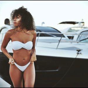Kayline Collection Swim - Brand New Bandeau Bikini by Kayline Collection